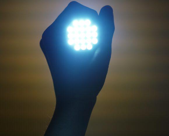 Waarom LED verlichting beter is voor je huid