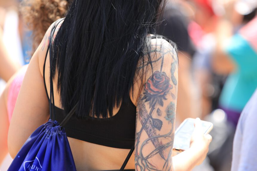 nep tattoo